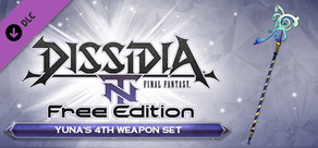 DFF NT: Astral Rod, Yuna's 4th Weapon
