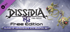 DFF NT: Destructive Tentacles, Cloud of Darkness's 4th Weapon Set