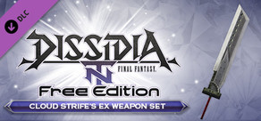 DFF NT: Fusion Sword, Cloud Strife's EX weapon