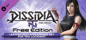 DFF NT: Leather Suit Appearance Set for Tifa Lockhart