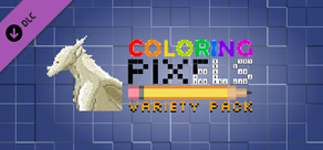 Coloring Pixels - Variety Pack