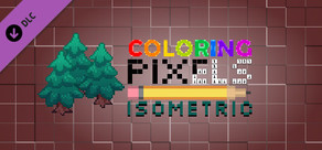 Coloring Pixels - Isometric Pack