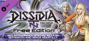 DFF NT: 3rd Appearance Special Set for Sephiroth and Rinoa Heartilly