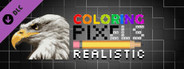 Coloring Pixels - Realistic Pack