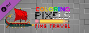 Coloring Pixels - Time Travel