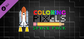 Coloring Pixels - Space Pack