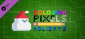 Coloring Pixels - Winter Holidays Pack